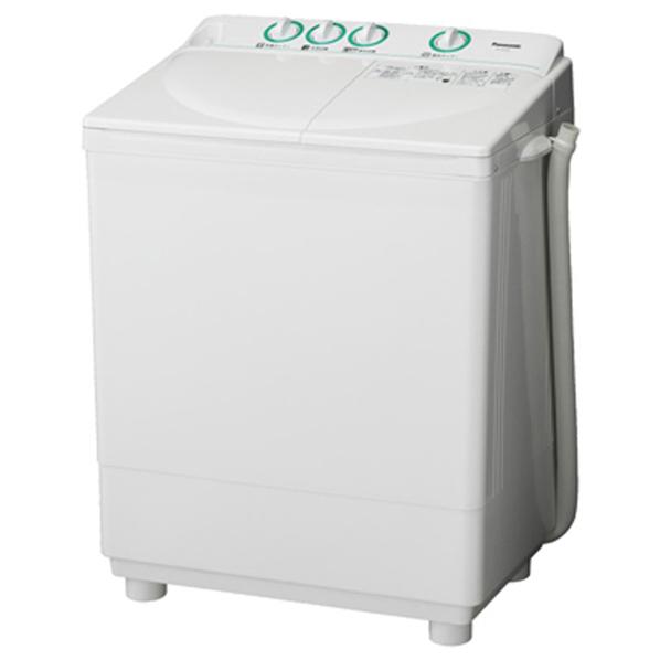 パナソニック 4.0kg二槽式洗濯機 NA-W40G2-W [NAW40G2W]【RNH】