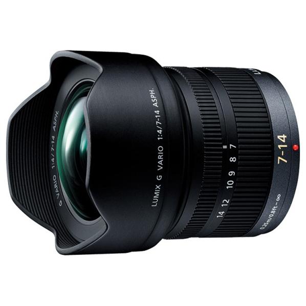 パナソニック デジタル一眼カメラ用交換レンズ LUMIX H-F007014 [HF007014]