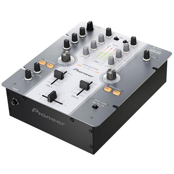【送料無料】PIONEER DJミキサー DJM-250-W [DJM250W]【RNH】
