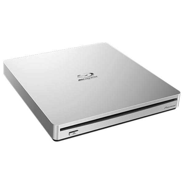 【送料無料】PIONEER BD/DVD/CDライター シルバー BDR-XS06JL [BDRXS06JL]【KK9N0D18P】【RNH】