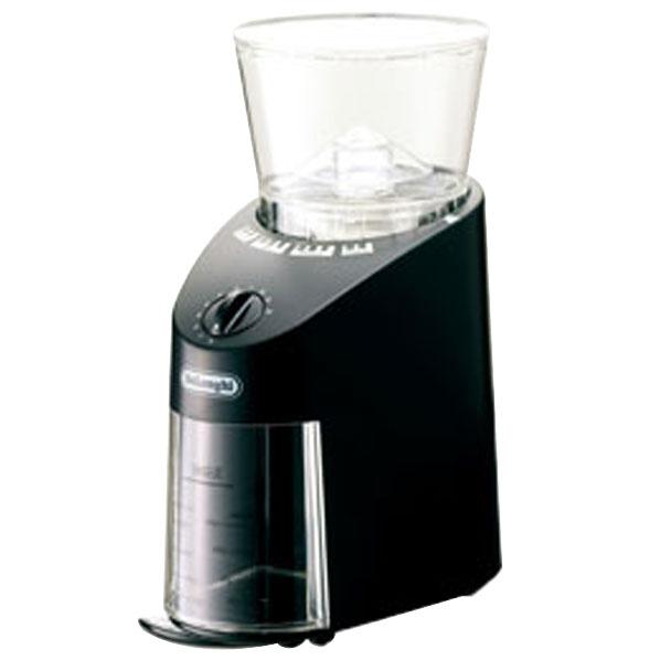 デロンギ コーン式コーヒーグラインダー ブラック KG364J [KG364J]【RNH】