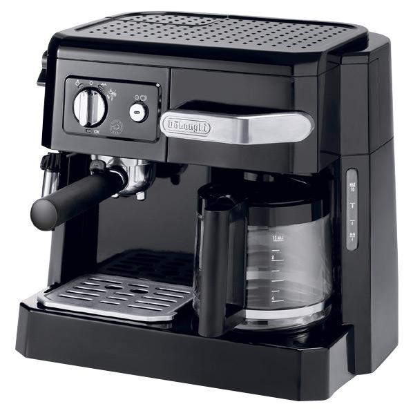 【送料無料】デロンギ コーヒーメーカー ブラック BCO410J-B [BCO410JB]【RNH】