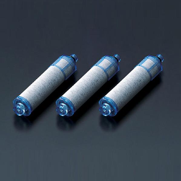 【送料無料】INAX オールインワン浄水栓取替用カートリッジ(高塩素除去タイプ3本セット) JF-21-T [JF21T]