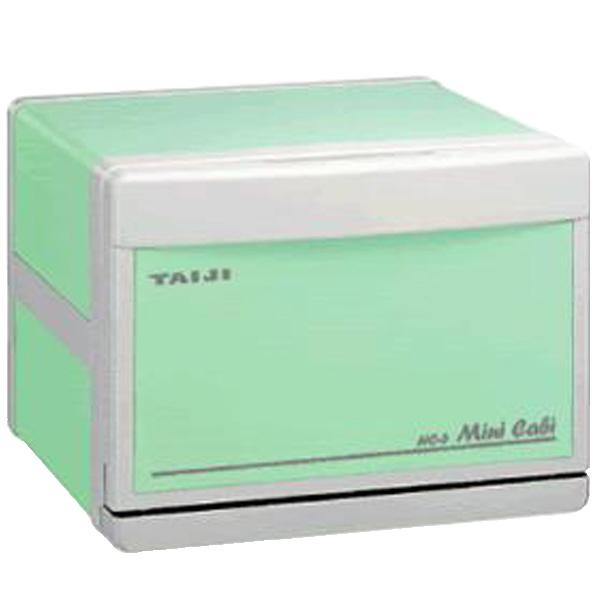 タイジ タオル蒸し器 パールグリーン HC-6G [HC6G]