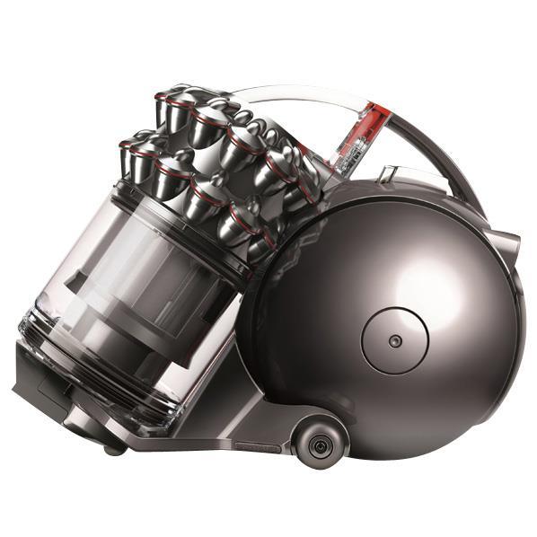 ダイソン サイクロン式パワーブラシ モーターヘッド ニッケル/レッド DC63MH [DC63MH]【RNH】