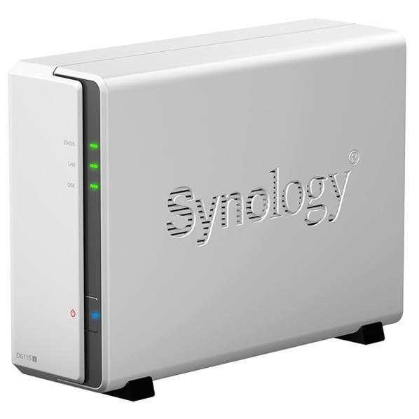 SYNOLOGY NASサーバー DiskStation DS115J [DS115J]