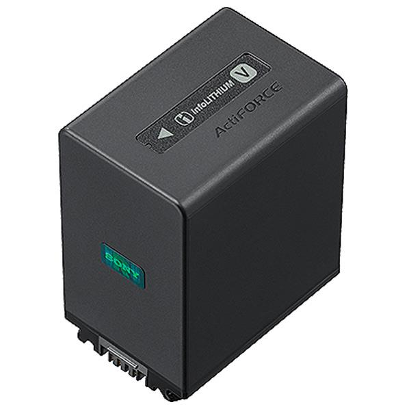 SONY リチャージャブルバッテリーパック NP-FV100A [NPFV100A]