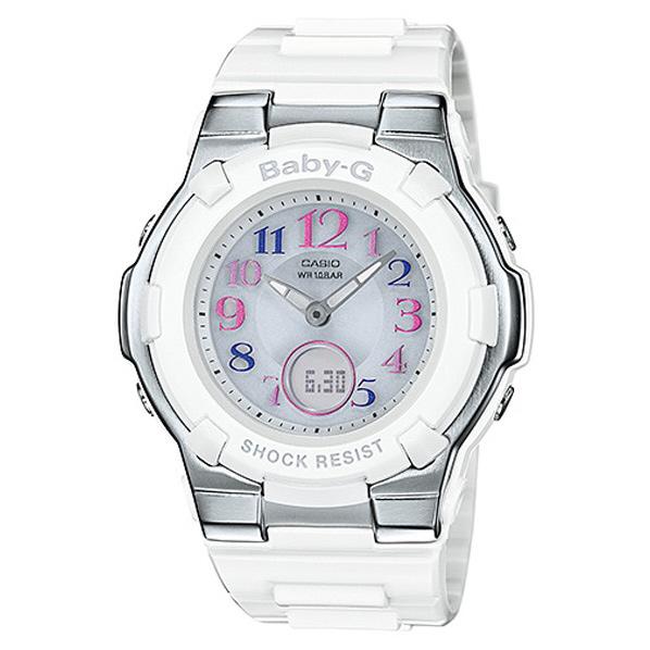 カシオ ソーラー電波腕時計 BABY-G BGA-1100GR-7BJF [BGA1100GR7BJF]