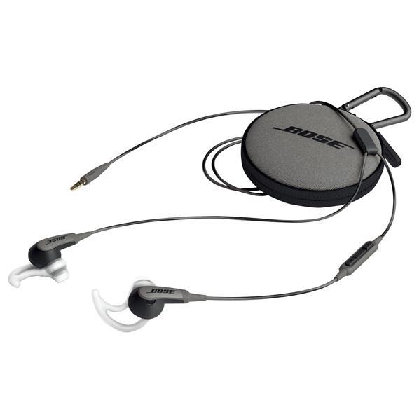 【送料無料】BOSE 密閉型インナーイヤーヘッドフォン SoundSport チャコール SOUNDSPORT IE SM CHL [SOUNDSPORTIESMCHL]【RNH】
