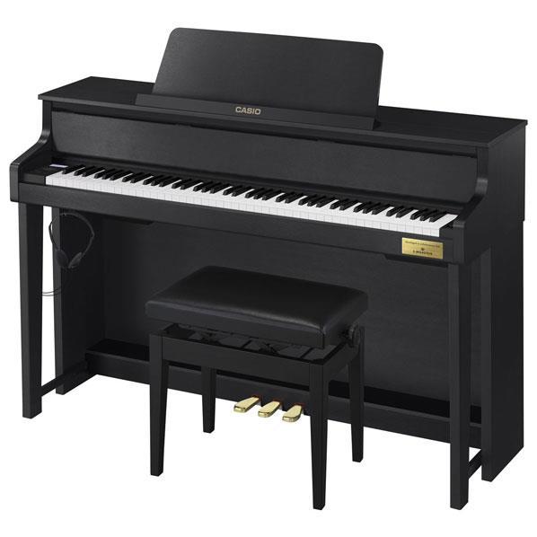 【標準設置が今なら1円!】カシオ 電子ピアノ CELVIANO Grand Hybrid ブラックウッド調 GP-300BK [GP300BK]