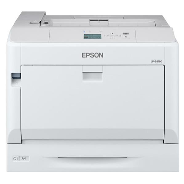 エプソン A3カラーページプリンター ホワイト LP-S8160 [LPS8160]【KK9N0D18P】
