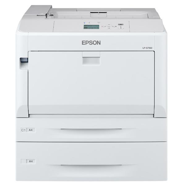 【送料無料】エプソン A3カラーページプリンター ホワイト LP-S7160Z [LPS7160Z]【KK9N0D18P】