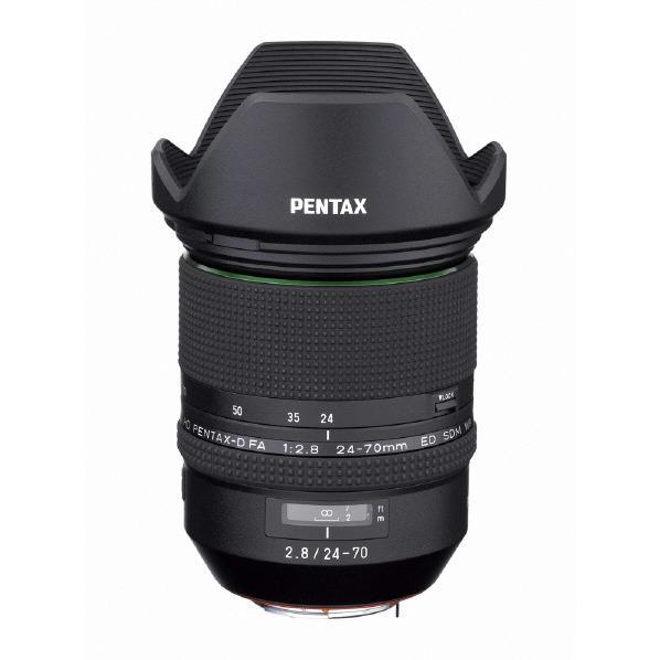 PENTAX 標準ズームレンズ HD PENTAX D FA24-70mm F2.8 ED SDM WR HD DFA24-70 F28ED SDM WR [HDDFA2470F28EDSDMWR]
