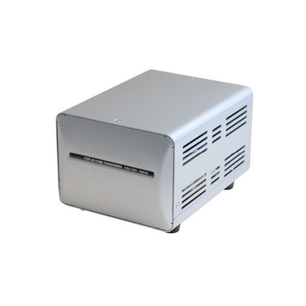カシムラ 海外国内用型変圧器110-130V/1500VA WT1UJ [WT1UJ]