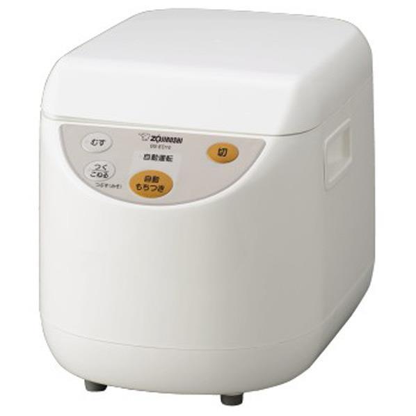 象印 餅つき機(1升用) 力もち ホワイト BS-ED10-WA [BSED10WA]
