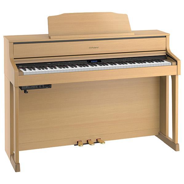 【送料無料】【標準設置が今なら1円!】ローランド 電子ピアノ ナチュラルビーチ調仕上げ HP605-NBS [HP605NBS]【KK9N0D18P】