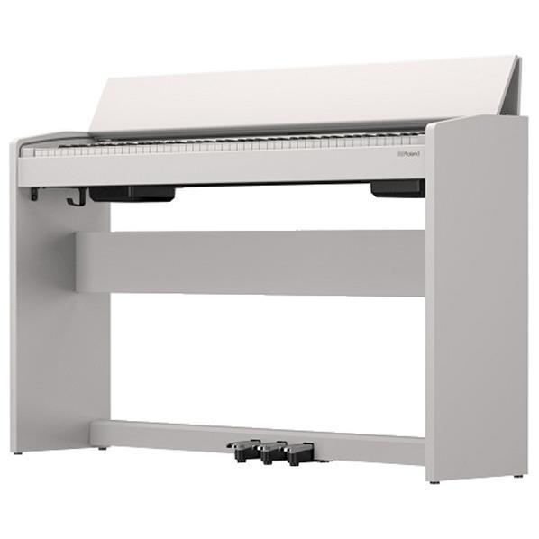 【標準設置が今なら1円!】ローランド 電子ピアノ ホワイト F-140R-WH [F140RWH]【KK9N0D18P】