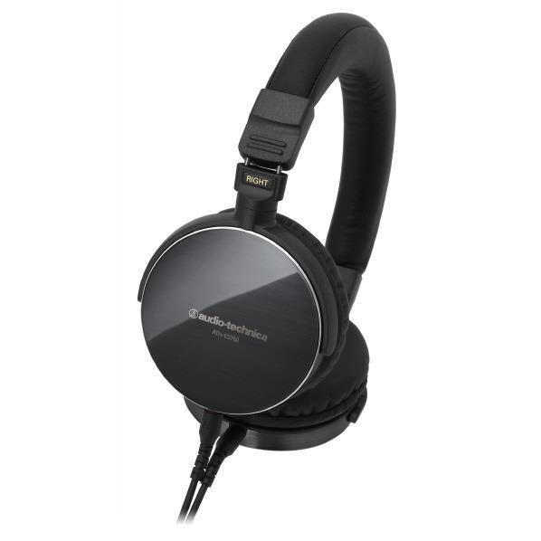 【送料無料】オーディオテクニカ 密閉オーバーヘッド型ヘッドフォン ATH-ES750 [ATHES750]【RNH】