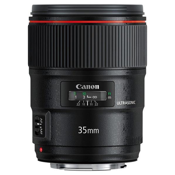 キヤノン 広角単焦点レンズ EF35mm F1.4L II USM EF3514L2 [EF3514L2]