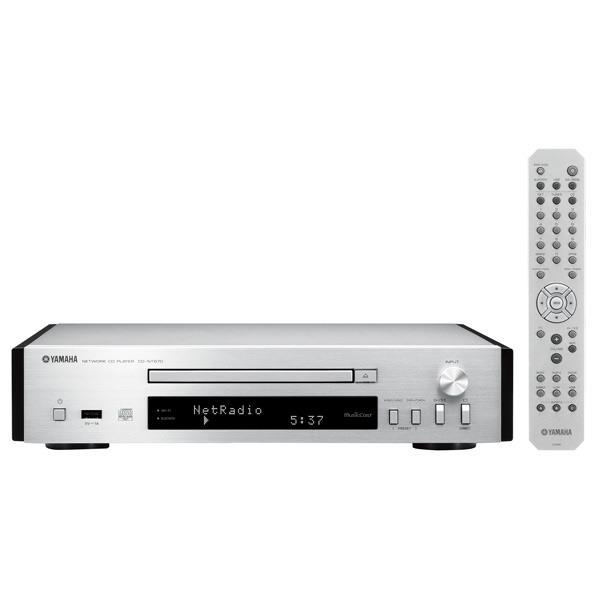 ヤマハ ネットワークCDプレーヤー シルバー CD-NT670S [CDNT670S]【RNH】