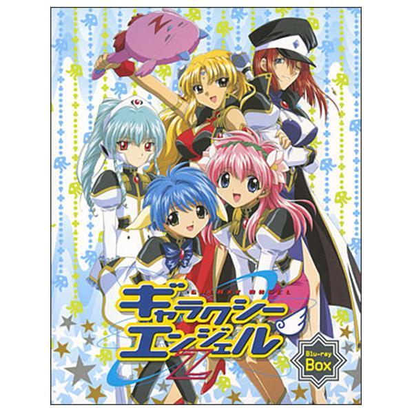 バンダイビジュアル ギャラクシーエンジェルZ Blu-ray Box 【Blu-ray】 BCXA-0550 [BCXA0550]【WS1819】