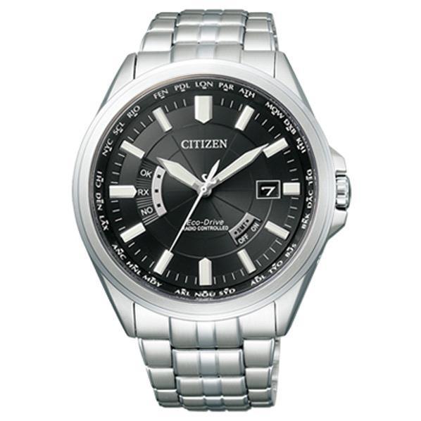 シチズン エコ・ドライブ電波時計 ワールドタイム シチズンコレクション CB0011-69E [CB001169E]
