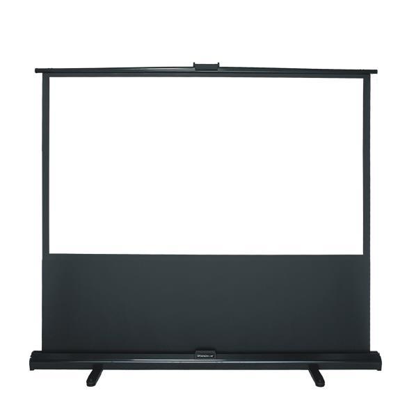 キクチ スクリーン GUPシリーズ ブラック GUP80HDW [GUP80HDW]
