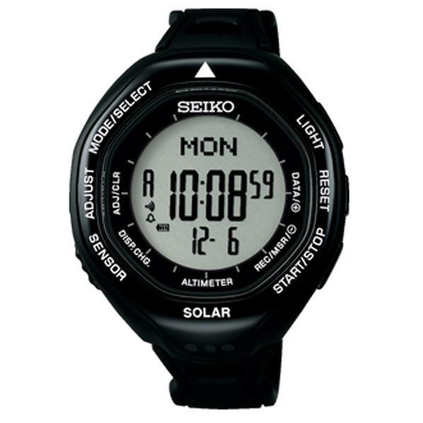 SEIKO ソーラー腕時計 メンズ プロスペックス アルピニスト SBEB001 [SBEB001]