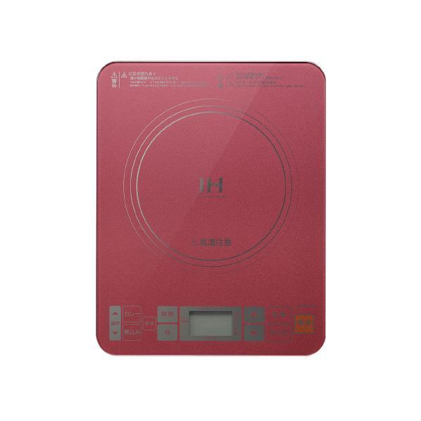 KOIZUMI IH調理器 オリジナル レッド KIH14E3R [KIH14E3R]【RNH】