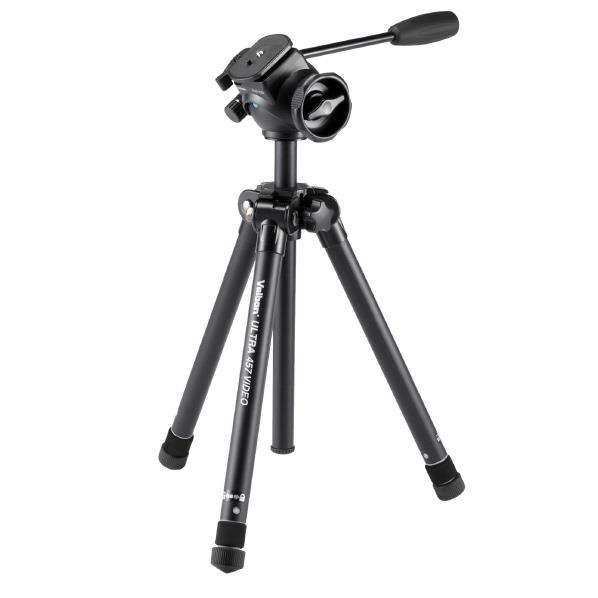 【送料無料】ベルボン ビデオカメラ用三脚 ULTRA 457 VIDEO [ULTRA457VIDEO]