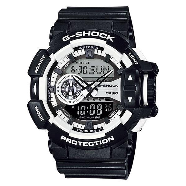カシオ 腕時計 G-SHOCK GA-400-1AJF [GA4001AJF]