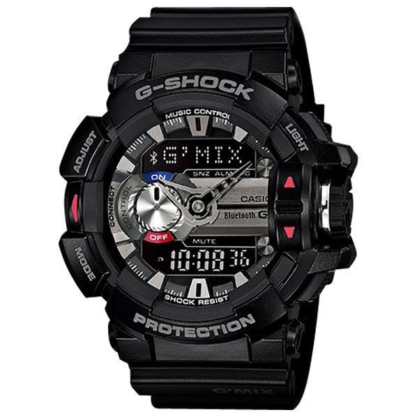カシオ 腕時計 G-SHOCK G'MIX GBA-400-1AJF [GBA4001AJF]