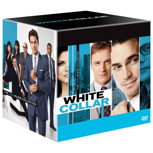 20世紀フォックス ホワイトカラー コンプリートDVD-BOX 【DVD】 FXBA-63991 [FXBA63991]【WTS】【ETSS18】