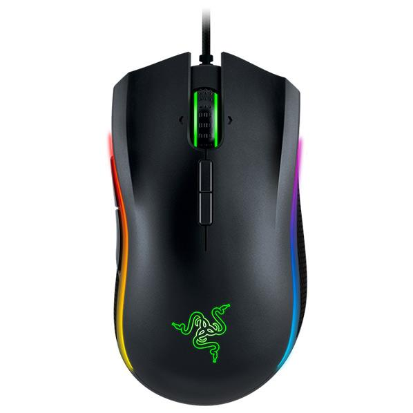 【送料無料】RAZER ゲーミングマウス Mamba Tournament Edition RZ01-01370100-R3A1 [RZ0101370100R3A1]