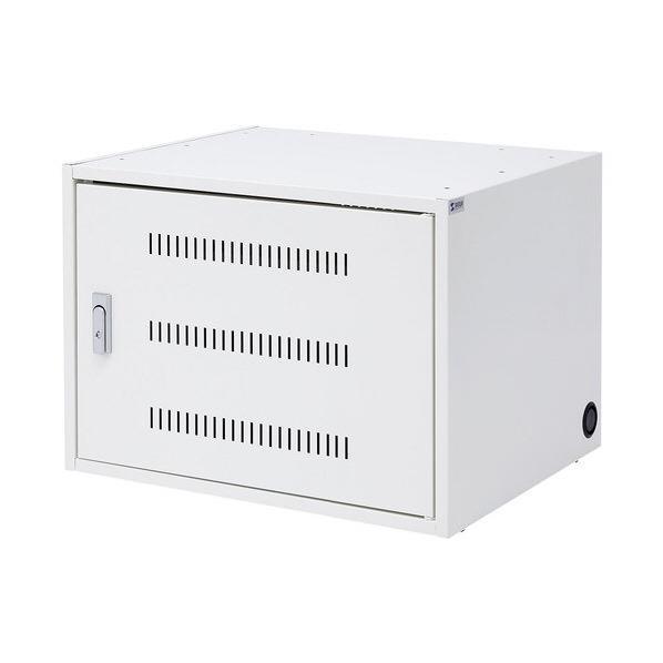 サンワサプライ タブレット収納保管庫(21台収納) ホワイト CAI-CAB101W [CAICAB101W]