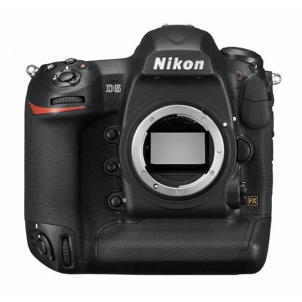 ニコン デジタル一眼レフカメラ・ボディ(CF-Type) D5 D5CF [D5CF]【RNH】