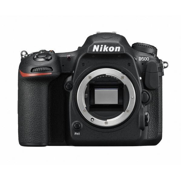 【あんしん延長保証対象】D5同等の最高性能と進化した機動力を融合したDX最強モデル。ニコンDXフォーマットデジタル一眼レフカメラD500。 ニコン デジタル一眼レフカメラ・ボディ D500 D500 [D500]【RNH】