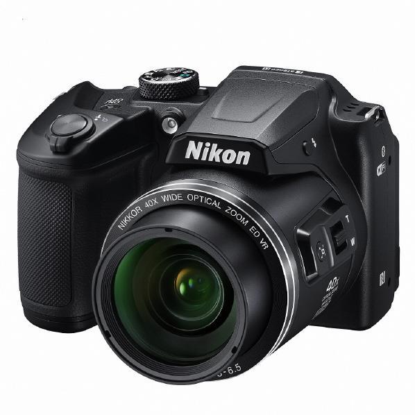 ニコン デジタルカメラ COOLPIX B500 ブラック COOLPIXB500BK [COOLPIXB500BK]【RNH】