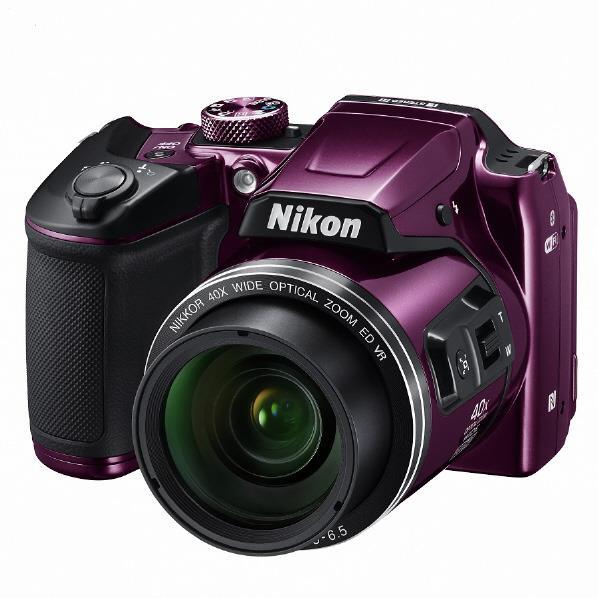 ニコン デジタルカメラ COOLPIX B500 プラム COOLPIXB500PU [COOLPIXB500PU]【RNH】