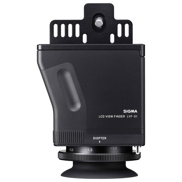 シグマ dp Quattro用LCDビューファインダー LVF-01 [LVF01]