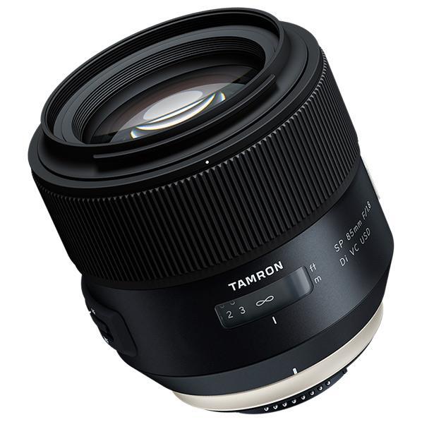 タムロン キヤノン用 中望遠単焦点レンズ SP 85mm F/1.8 Di VC USD Model F016 F016E [F016E]