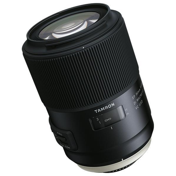 タムロン ニコン用 単焦点マクロレンズ SP 90mm F/2.8 Di MACRO 1:1 VC USD Model F017 F017N [F017N]