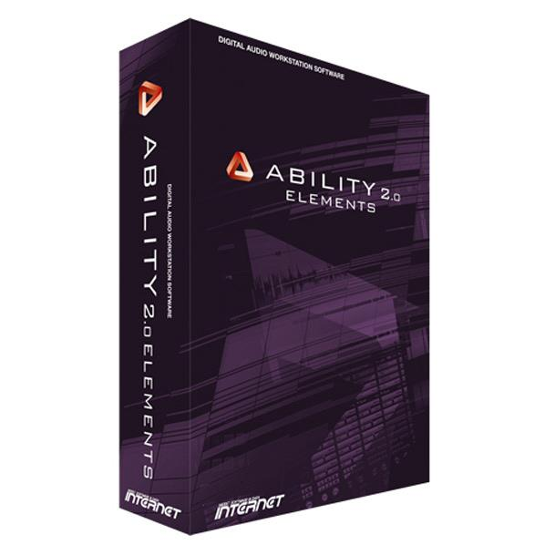 【送料無料】インターネット ABILITY 2.0 Elements ABILITY20ELEMENTSWD [ABILITY20ELEMENTSWD]【KK9N0D18P】