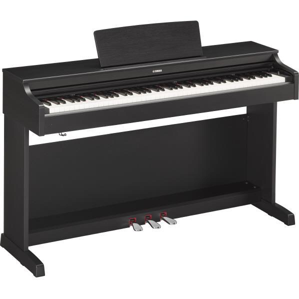 ヤマハ 電子ピアノ ARIUS ブラックウッド調仕上げ YDP-163B [YDP163B]