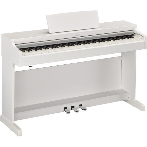 ヤマハ 電子ピアノ ARIUS ホワイトウッド調仕上げ YDP-163WH [YDP163WH]