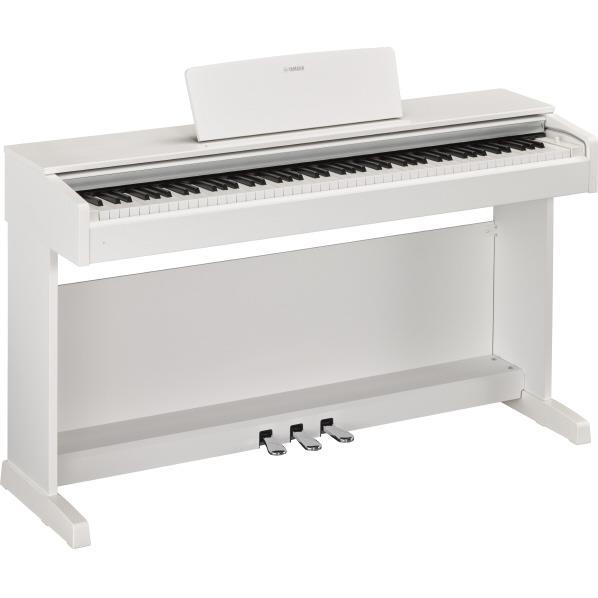 ヤマハ 電子ピアノ ARIUS ホワイトウッド調仕上げ YDP-143WH [YDP143WH]