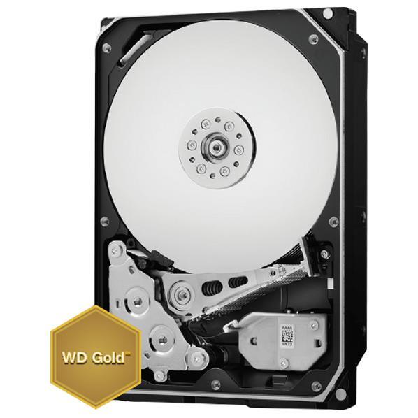 【送料無料】WESTERN データセンター向けハードディスクドライブ(6TB) WD Gold WD6002FRYZ [WD6002FRYZC]