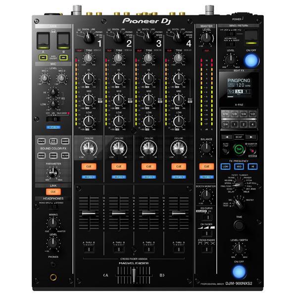 【送料無料】パイオニア DJミキサー DJM-900NXS2 [DJM900NXS2]【RNH】