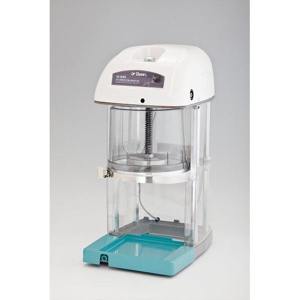 池永鉄工 ブロック氷専用機 Swan SI-805 [SI805]