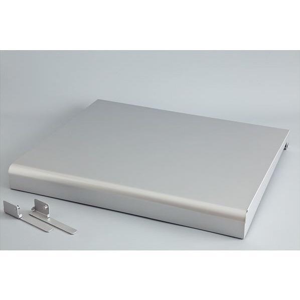 池永鉄工 システムコンロ用 ガスコンロカバー 60cm用 ステンレス IK2S-60 [IK2S60]